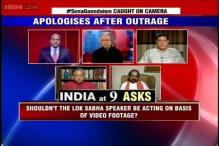 Staffer on fast force fed: Politics of goondaism by Shiv Sena?