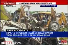 Telangana: Train hits school bus in Medak, at least 17 children killed