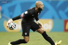 World Cup 2014: US goalkeeper Tim Howard makes record saves in a World Cup game