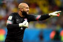 World Cup 2014: USA goalie Tim Howard for US Secretary of Defence