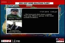 Ukraine releases audio tapes of pro-Russian rebels on shooting the Malayasian plane