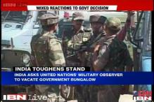 India asks J&K UN Military Observer Group to vacate Delhi bungalow