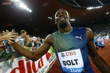Bolt, Mo Farah headline cast at Glasgow Commonwealth