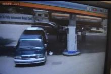 Delhi: Fire at petrol pump, two injured