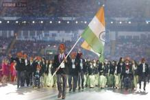 CWG 2014: India lead players' parade at glittering opening ceremony in Glasgow