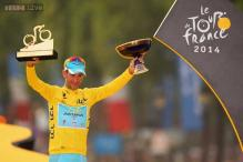 Italy's Vincenzo Nibali wins Tour de France 2014