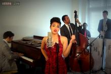 Watch: You shouldn't miss this '40s jazz-inspired cover of Britney Spears' 'Womanizer'