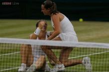 Errani-Vinci complete career doubles Grand Slam with Wimbledon win