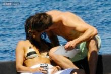 Zac Efron snapped kissing Michelle Rodriguez on vacation in Sardinia