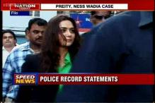 Ness, Preity got into argument but no physical abuse: Wadia's witnesses