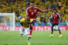 World Cup 2014: I never meant to hurt Neymar, says Colombia's Zuniga