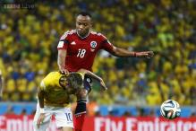 World Cup 2014: Juan Zuniga a coward for Neymar challenge, says Thiago Silva