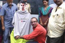 Aamir Khan's nude 'PK' poster controversy: Congress MLA Krishna Hegde 'dresses up' the actor in a T-shirt and shorts