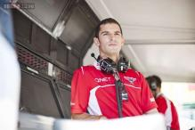 Alexander Rossi to make F1 debut in place of Max Chilton