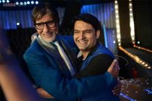 Would you please take my proposal to Deepika Padukone? Kapil Sharma asks Amitabh Bachchan on the first episode of KBC