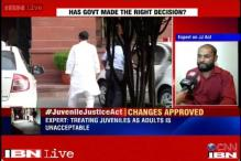 Law experts oppose amendment to Juvenile Justice Act, say it violates child rights