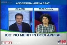 ICC rejects BCCI's plea
