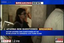 Saradha scam: Enforcement Directorate quizzes national award winning filmmaker Aparna Sen