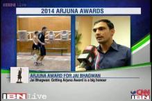 Arjuna award means lot to me, says boxer Jai Bhagwan