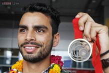 Triple-jumper Arpinder Singh hopes to win gold in Asian Games