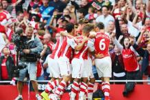Aaron Ramsey ends Arsenal's 5-year wait for opening win in EPL