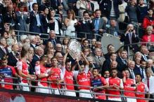 Arsenal beat Manchester City 3-0 to win Community Shield