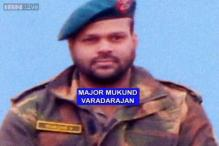 Major Mukund Varadarajan awarded Ashok Chakra on 68th Independence Day