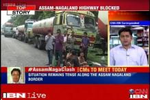 Protests continue, Assam Nagaland National Highway blocked