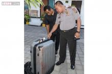 Body of an American tourist from Chicago found stuffed in a suitcase in Indonesia's resort island of Bali