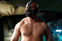 From a young model to a ruthless killer: How Tom Hardy became Bane in 'The Dark Knight Rises'