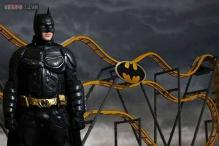 Watch: Hold on to your seats: This stomach-churning 4D rollercoaster ride lets you experience what it's like to fly like Batman