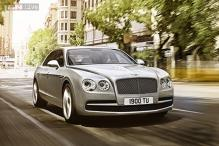 Bentley Flying Spur V8 launched in India at Rs 3.1 crore
