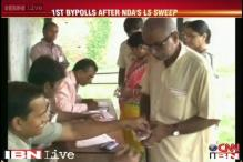 Bypolls for 18 assembly seats in Bihar, Karnatka, MP, Punjab underway