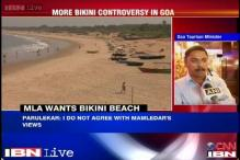 Goa MLA proposes concept of bikini beach with an entry fee, faces flak