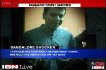 Bangalore: Couple brutally assaults minor domestic help, arrested