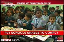 Bangalore schools in a dilemma over security guidelines, say they can't afford to implement them