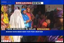Twin murders: Siblings found dead in Delhi's Karawal Nagar