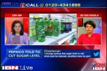 Government asks PepsiCo to bring down sugar level in its drinks: Should sugar content of all soft drinks be lowered?