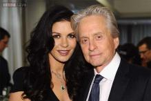 Michael Douglas wants to work with wife Catherine Jones