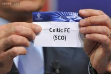 Champions League playoffs: Arsenal to face Besiktas, Celtic back in