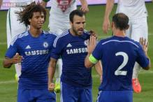 Ramires, Cesc Fabregas fire Chelsea to Hungary win