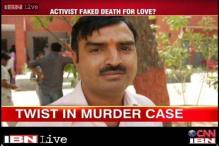 'Dead' RTI activist Chandra Mohan Sharma arrested
