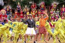 Shah Rukh Khan thanks Rohit Shetty and Deepika Padukone as 'Chennai Express' completes a year