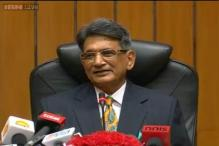 CJI RM Lodha defends collegium system, says there is a campaign to defame the judiciary