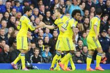 Diego Costa nets double as Chelsea beat Everton 6-3 in a goal-fest