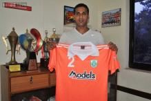 I-League: Sporting Clube de Goa rope in defender Creson Antao
