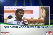 Proud feeling to win a medal in Glasgow, says wrestler Yogeshwar Dutt