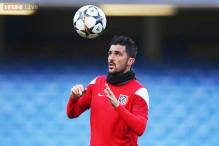 Spanish striker Villa vows to add to legacy in New York