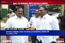 2G scam: DMK chief M Karunanidhi's wife Dayalu Ammal gets bail