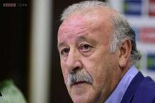 Vicente Del Bosque goes with youth after World Cup fiasco